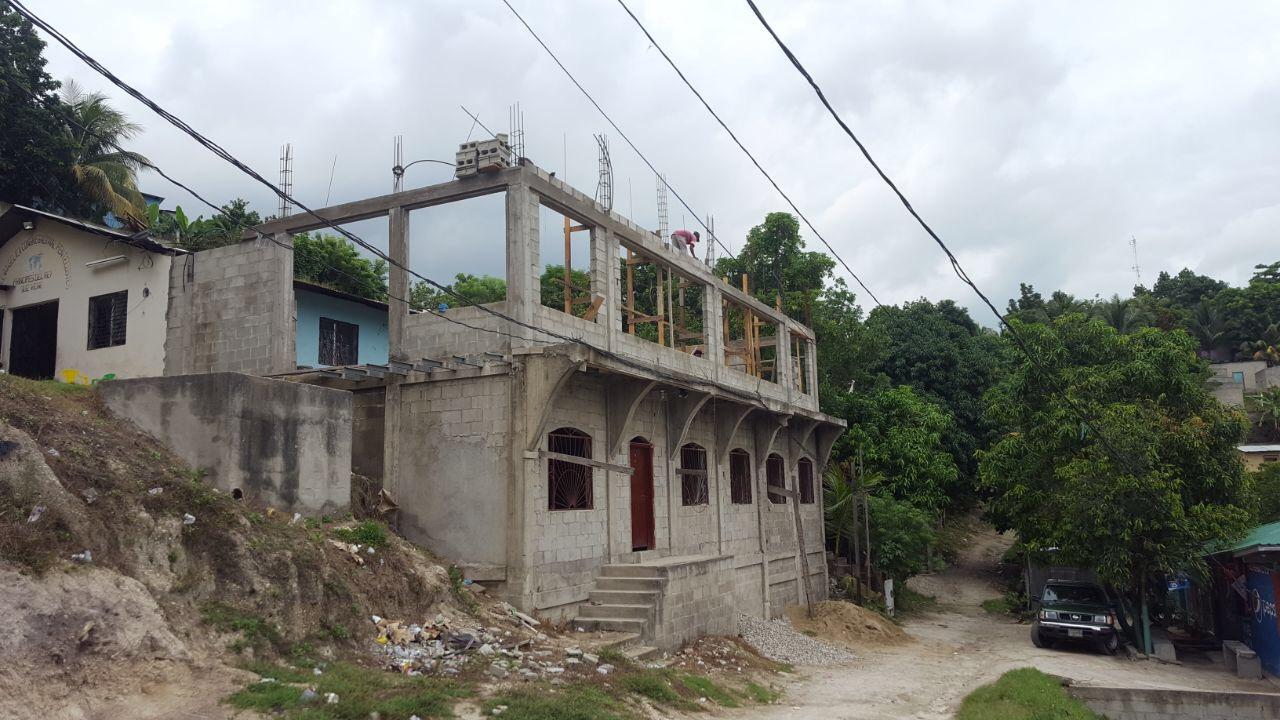 Honduras Church Cristo Viene
