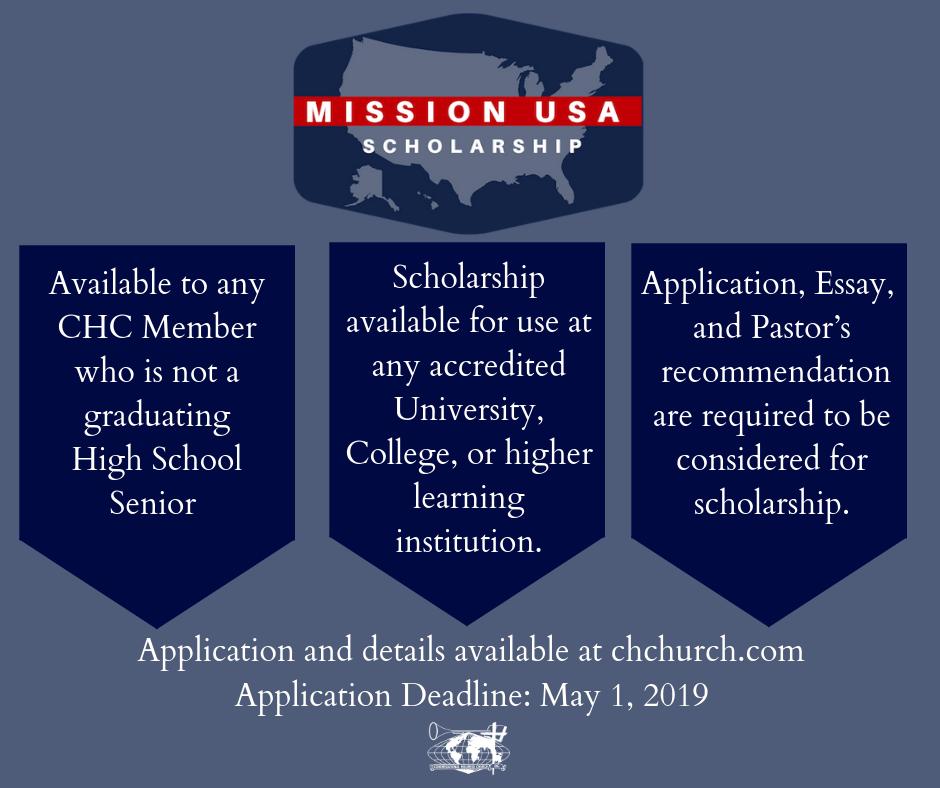 MUSA Scholarship Promo