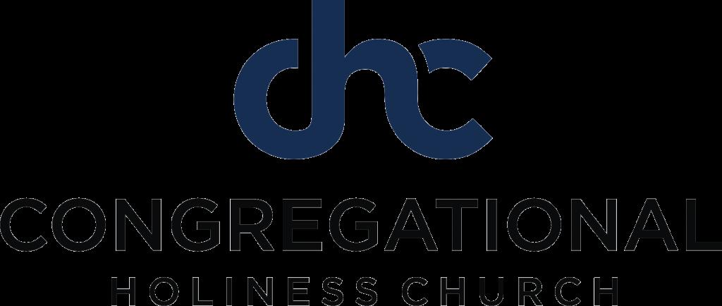 logo Congregational Holiness Church blue