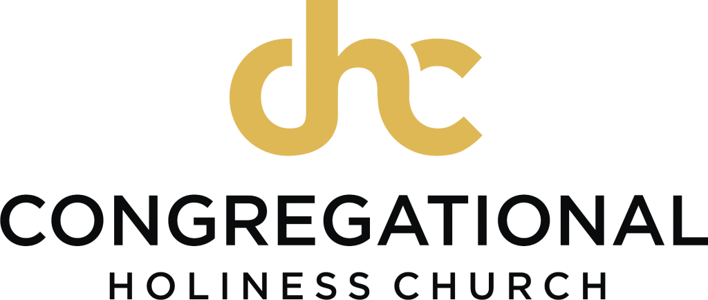 logo Congregational Holiness Church gold