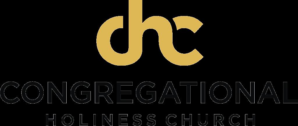 logo Congregational Holiness Church gold