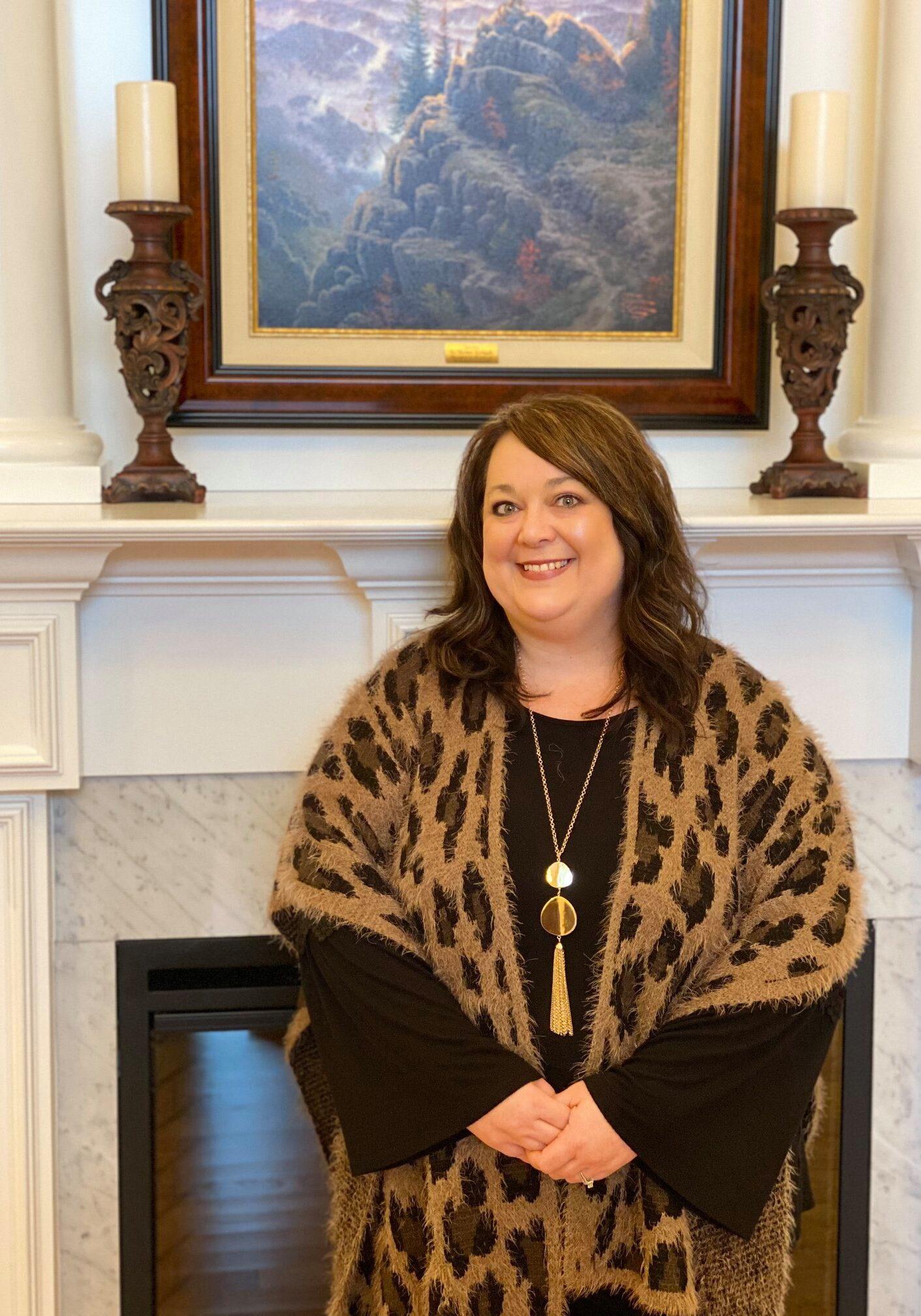 Kristie Fitzpatrick Author Pic